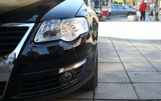 coche negro